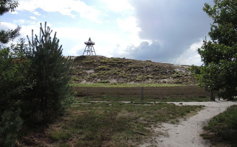 Rivierduinenroute 16 – voetzoekers