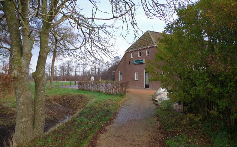 voetzoekers – Familiepad Drentsche Aa – Route 1
