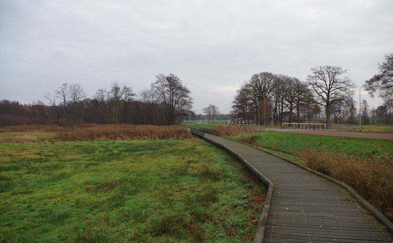 voetzoekers – Familiepad Drentsche Aa – Route 15