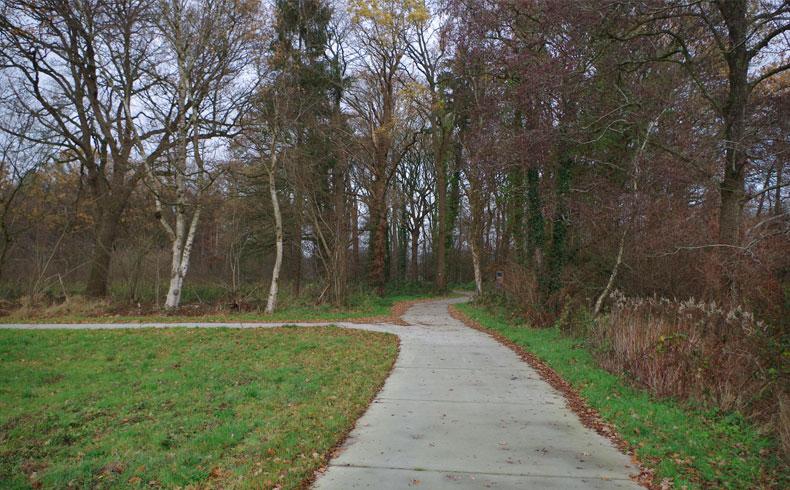 voetzoekers – Familiepad Drentsche Aa – Route 4