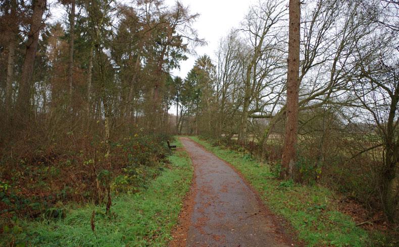 voetzoekers – Familiepad Drentsche Aa – Route 6