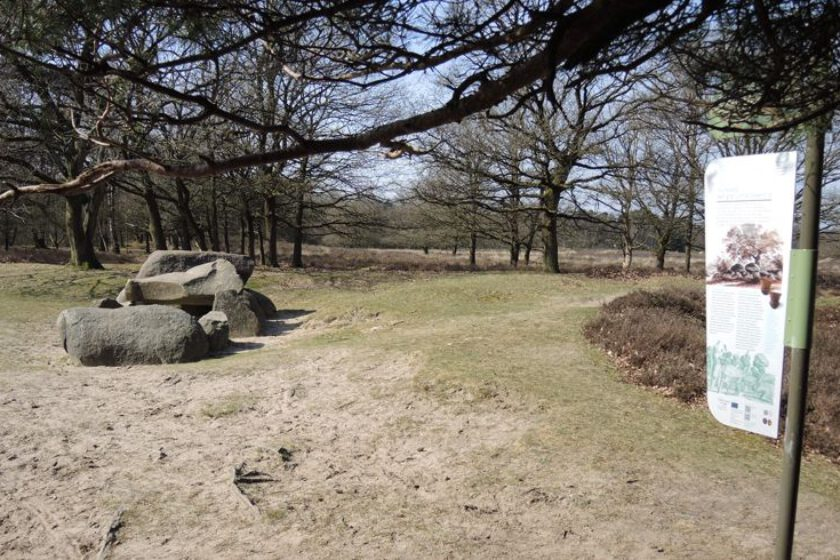 voetzoekers – Hunebed D10 1