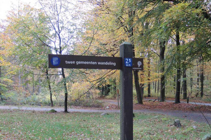 voetzoekers Twee Gemeenten wandeling 1