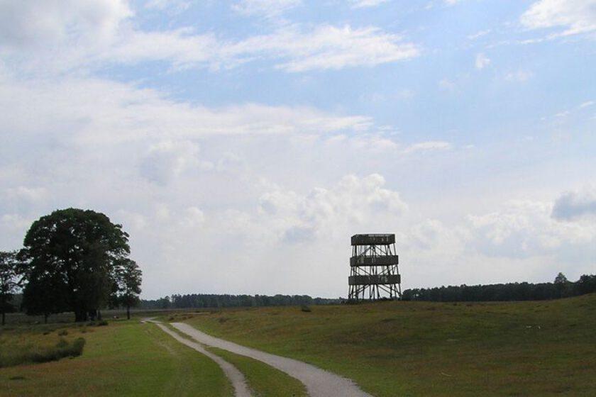 voetzoekers – Uitkijktoren Aekingerzand – Slide 1