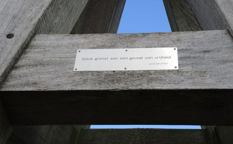 voetzoekers – Uitkijktoren Afferden – Beijk Molenbouw