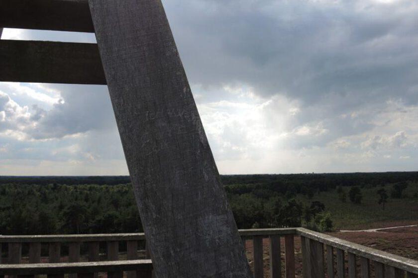 voetzoekers – Uitkijktoren Afferden – Bilinga