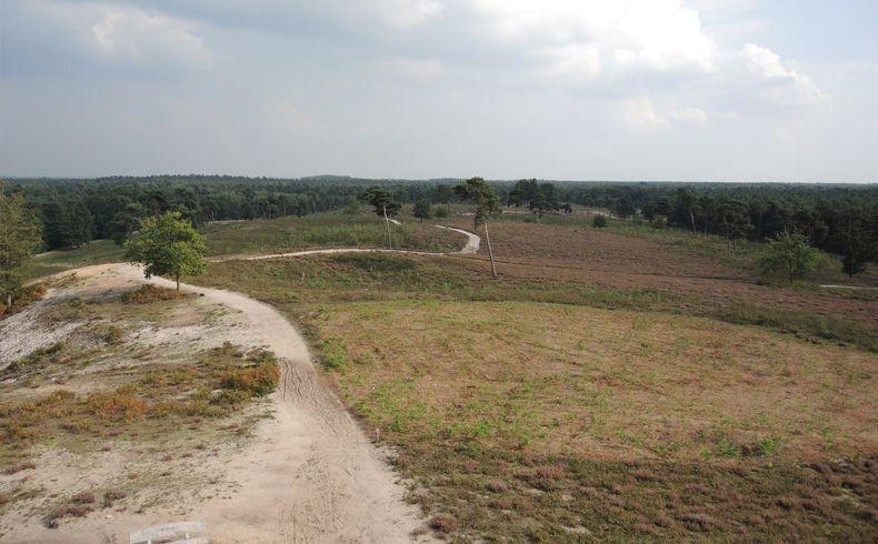 voetzoekers – Uitkijktoren Afferden – Uitzicht 2