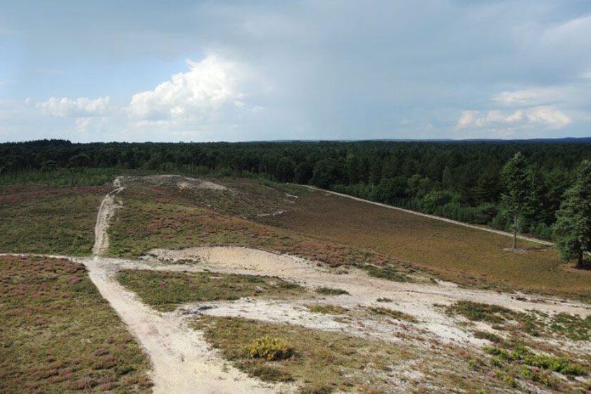 voetzoekers – Uitkijktoren Afferden – Uitzicht 4