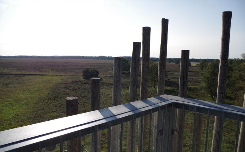 voetzoekers-uitkijktoren-schaapskooi-ruinen-betimmering