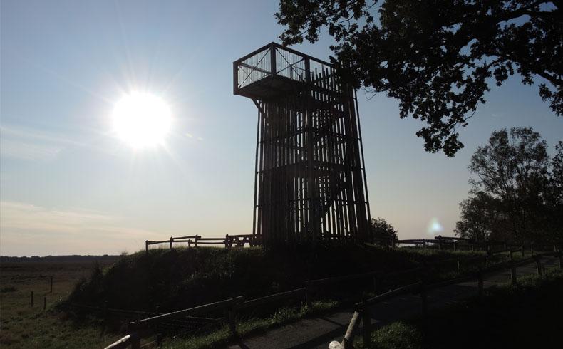 voetzoekers-uitkijktoren-schaapskooi-ruinen-vanaf-de-schaapskooi