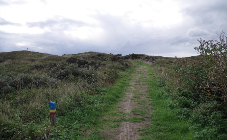 voetzoekers-de-muy-texel-routepaal-2