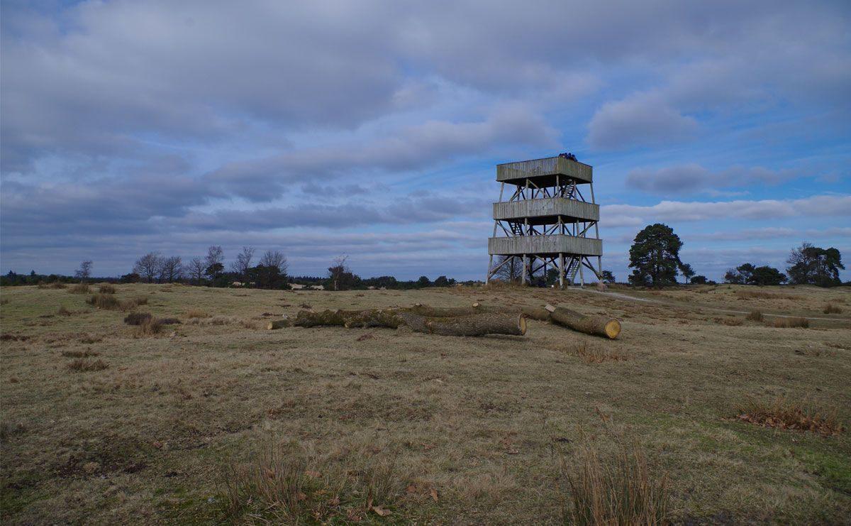 Uitkijktoren Aekingerzand