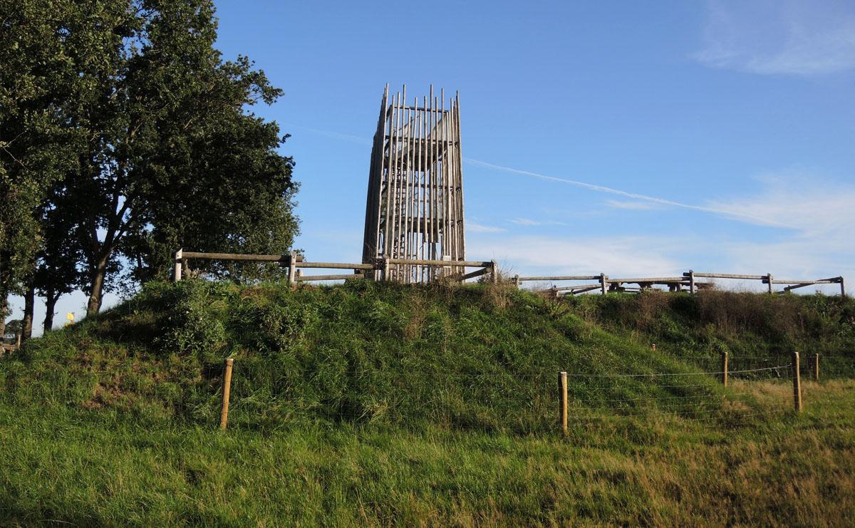 Uitkijktoren schaapskooi Ruinen